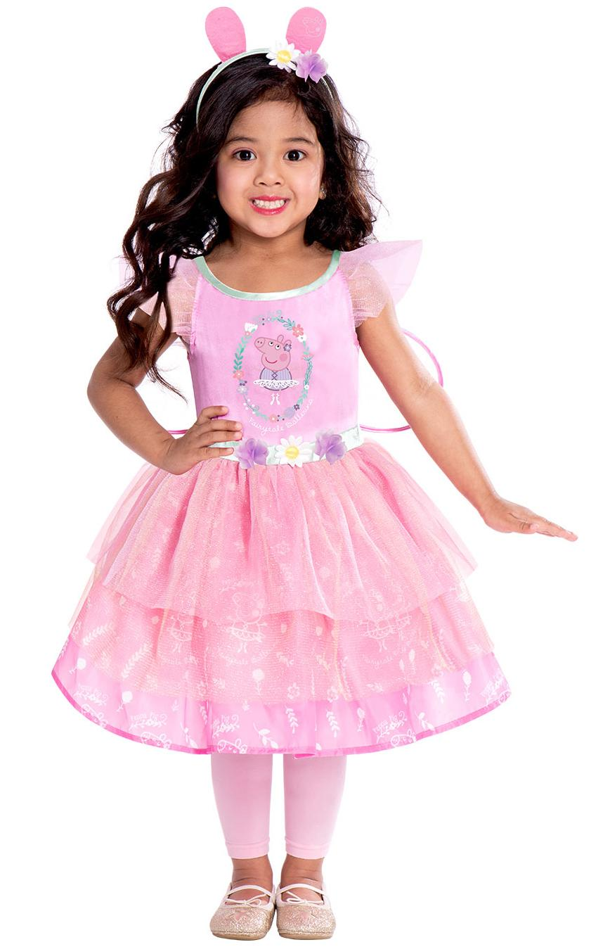 Peppa Pig Fairy Dress Costume