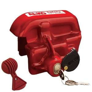 TC916 al-ko caravan hitch lock AKS 20004/30004