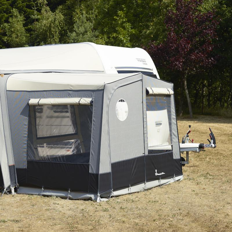 isabella annex for caravan awning grey