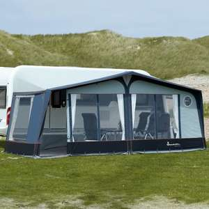 TC180151 isabella capri north 250 caravan awning