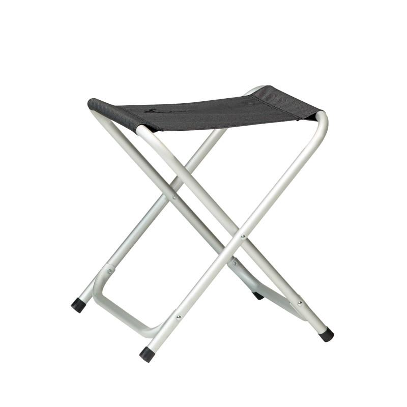 TC2058 isabella folding footstool with aluminium frame 700006201