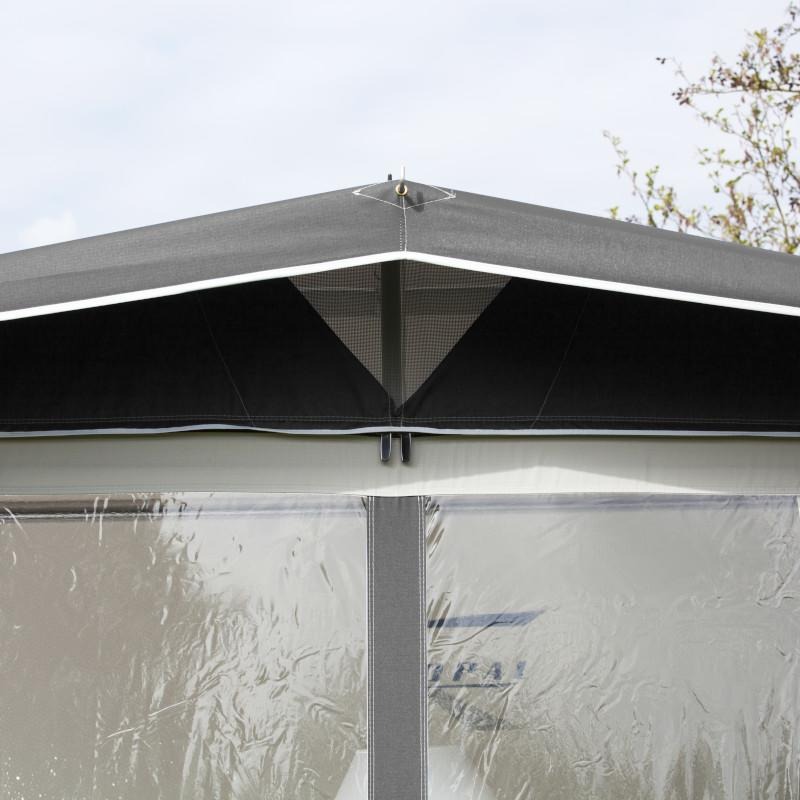 TC170072 ventura marlin caravan porch awning detail