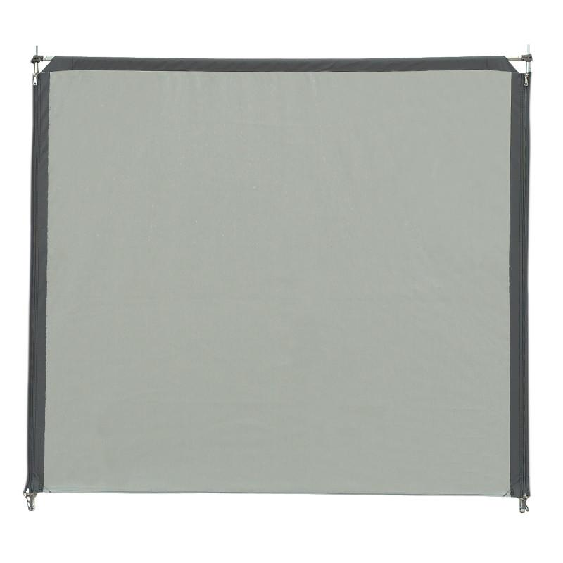 TC3611 isabella extra centre panel for flex grey windbreak 401104402