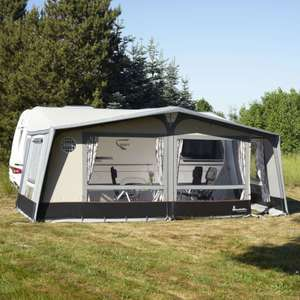 TC190005 isabella commodore dawn 300 caravan awning