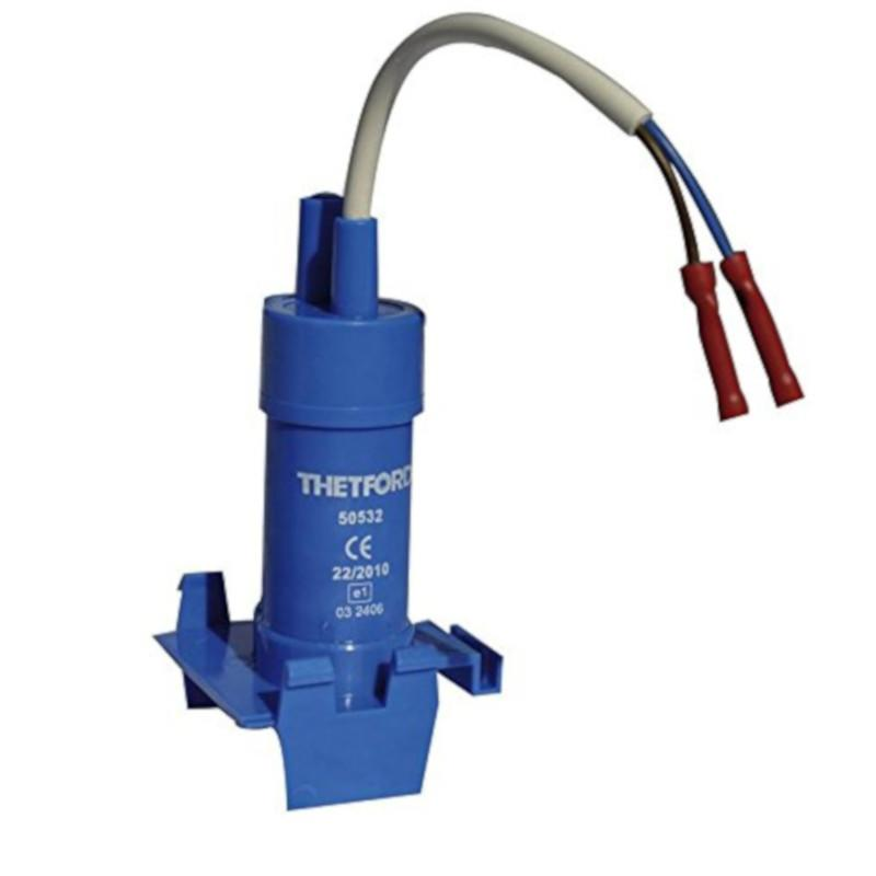 thetford cassette toilet electric pump [50712] for c250cwe