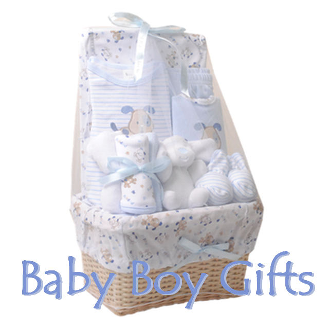 Click here to view all of our Baby Boy Gift Baskets