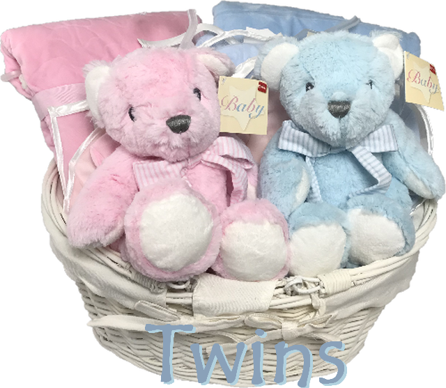 Lovely gifts for twin babies