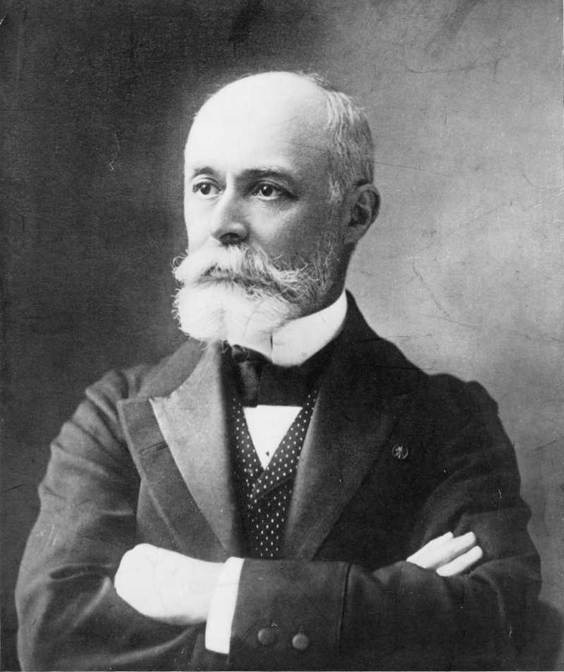 Henri Becquerel circa 1903