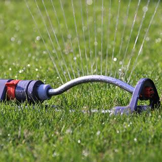 Garden sprinkler multi jet