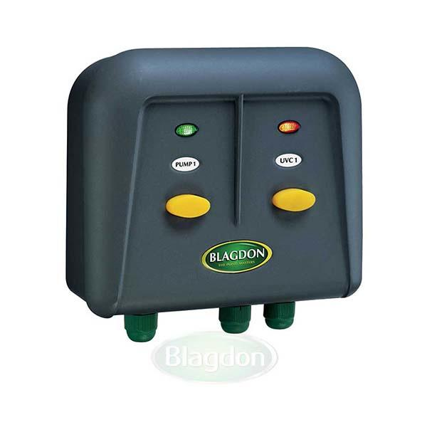 Outdoor Switchbox - Two Outlet Blagdon Powersafe