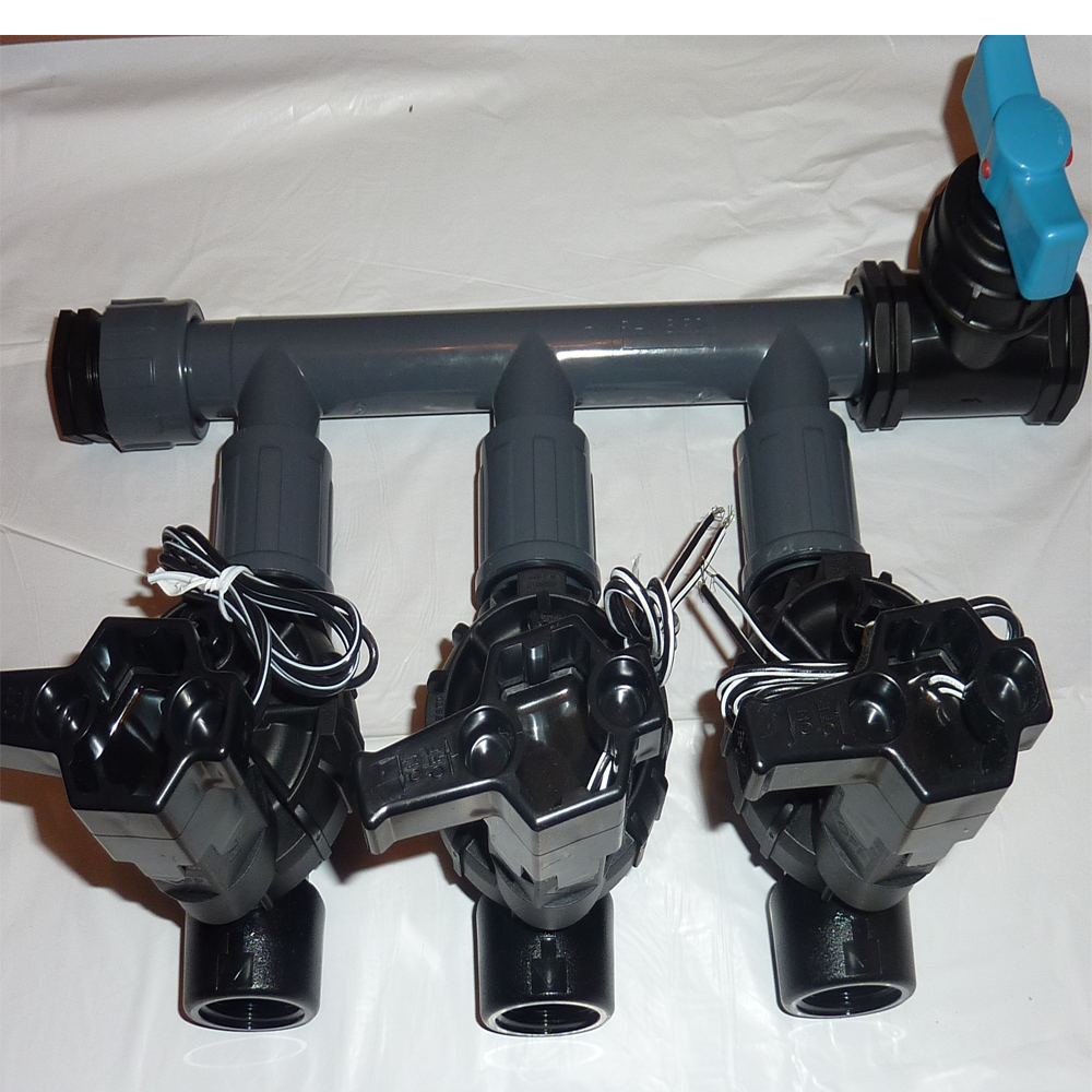 Three Valve Manifold Kit