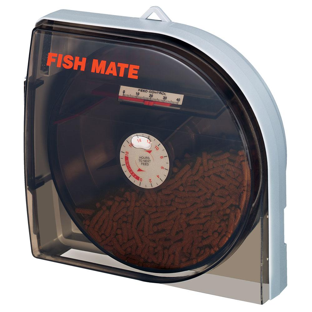 Fish Mate P21 Auto Pond Fish Feeder