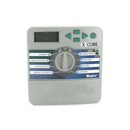 Hunter x core 4 zone indoor controller