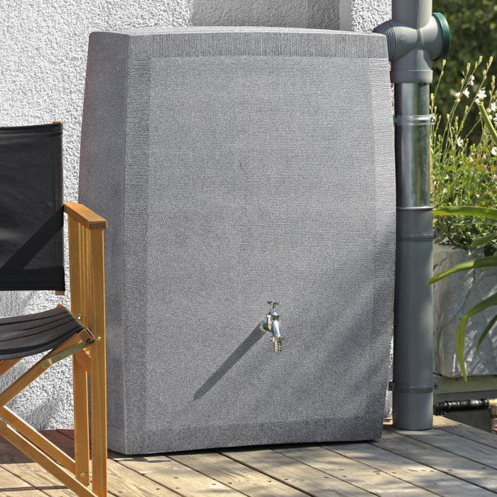 Noblesse Water Butt Granite 275 Litres