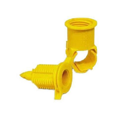 Self Tapping 25mm x 3/4 inch Saddle Clamp
