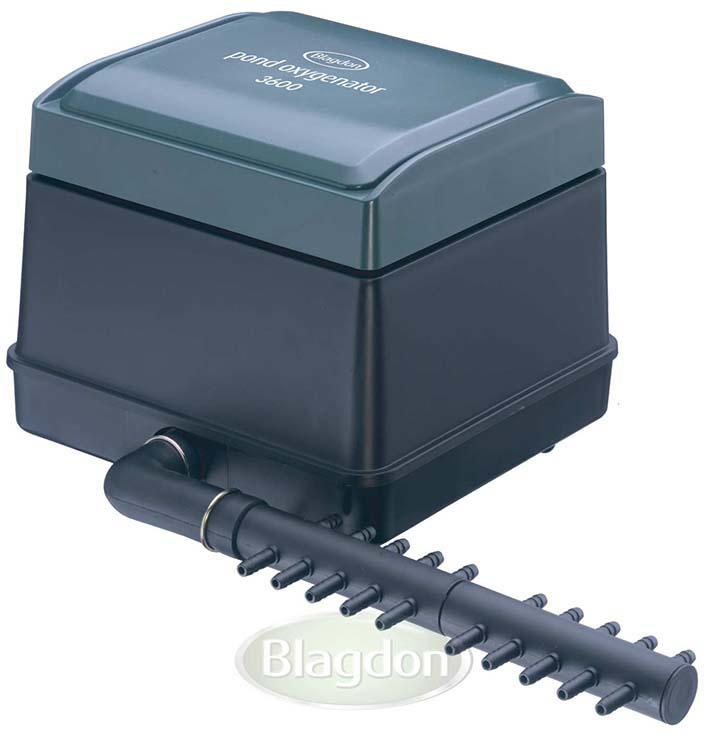Blagdon Pond Oxygenator 3600 Air Pump