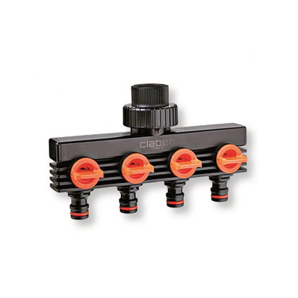 Claber 4 Way Adjustable Water Distributor