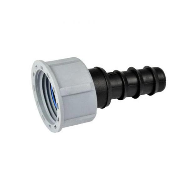 "Hunter Barbed Adaptor 20mm x 3/4"" Bsp Female"