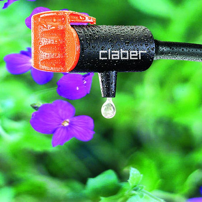 Claber End of Line Adjustable Dripper 0-6 L/H