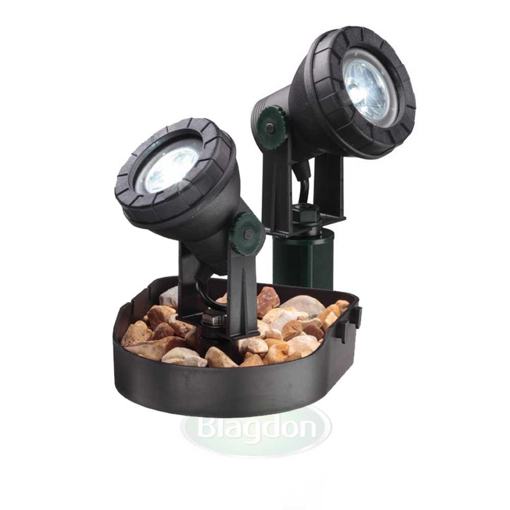 Blagdon LED Pond & Garden LIghts 3 x 3w - 1052269