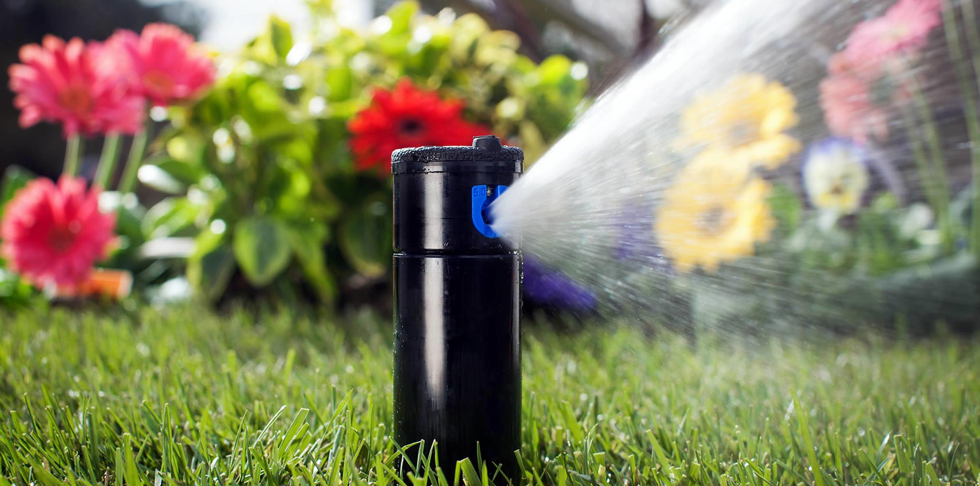 <h2>Pop Up Sprinkler Systems</h2><p>We have a large selection of pop up sprinkler kits with a  complete range of parts and accessories to keep your lawn watered.</p>
