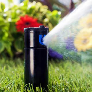 popup garden sprinkler