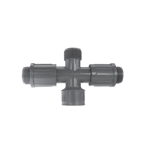 Manifold Cross 1""