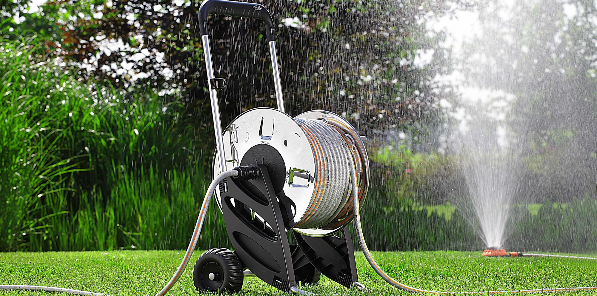 <h2>Garden Hoses Reels & Fittings</h2><p>We have a massive range of the UK's most popular garden watering products. In stock ready to buy online at great prices.</p>