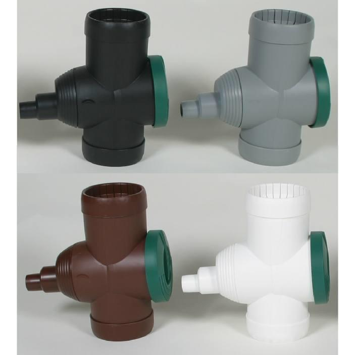 Filter Collectors available in four colours