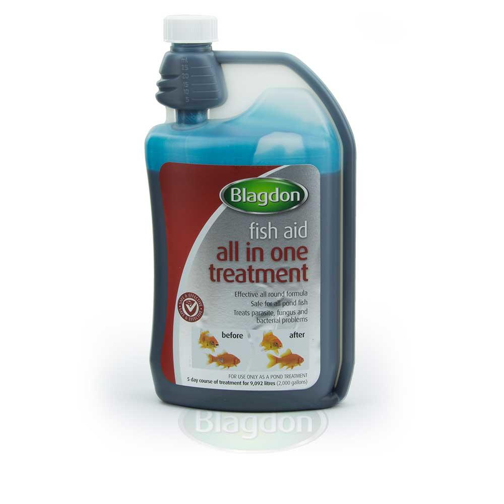 Blagdon - All in One Fish Treatment 1000ml