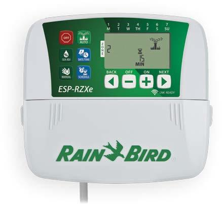 Rain Bird RZX-ESP 4 Zone WIFI Ready Controller - Indoor