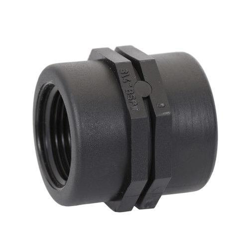 "Threaded 3/4"" Socket"