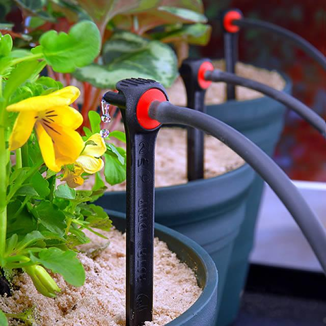 Drip Irrigation Systems For Gardens