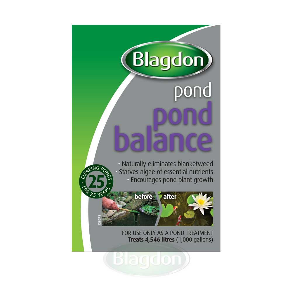 Blagdon Pond Balance Blanket Weed Treatment