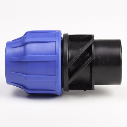 "MDPE Female Adaptor 20mm with 1/2"" BSP Thread"