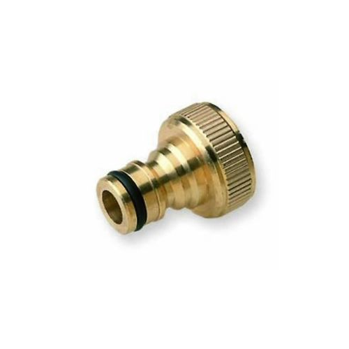 "Brass Tap Connector 3/4"" BSP Female"