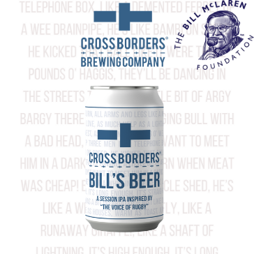 Bill's Beer Can