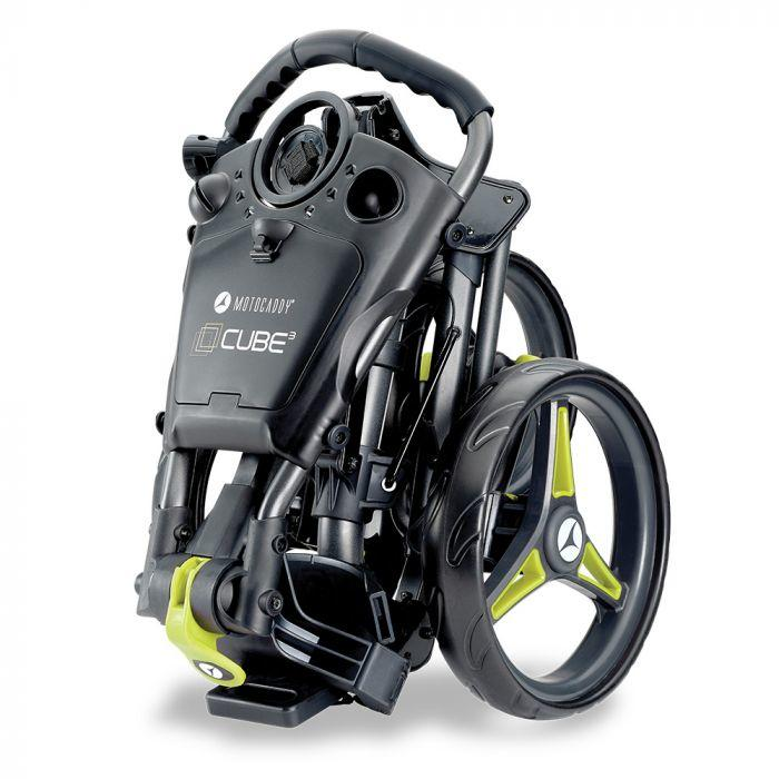 Motocaddy Cube Lime
