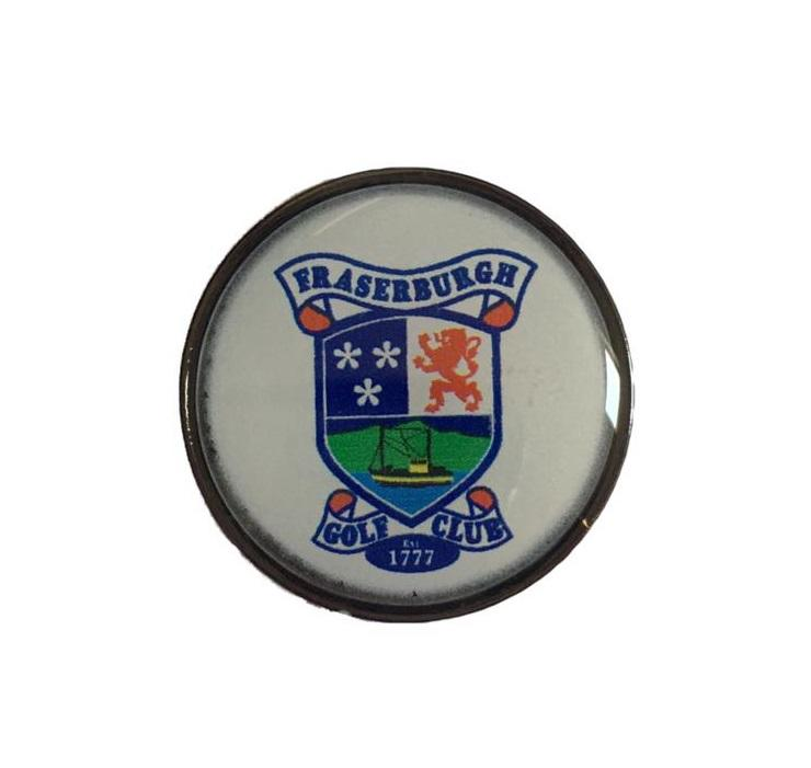 Fraserburgh Golf Club Ball Marker