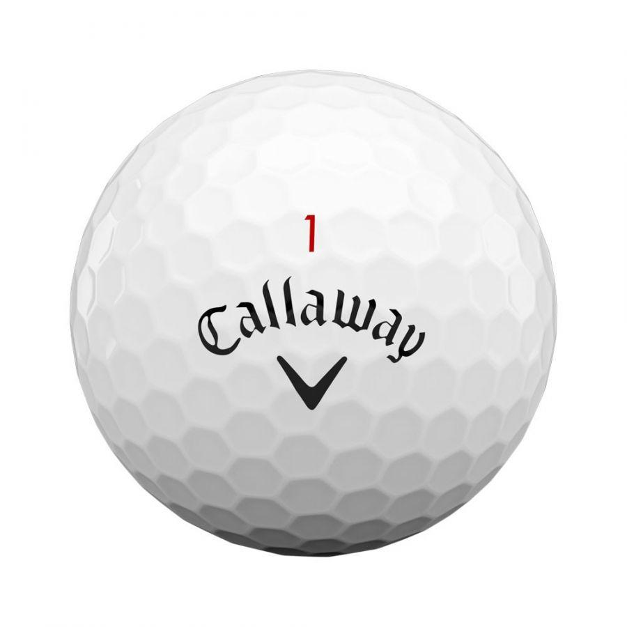 Callaway Chrom Soft 20 golf ball