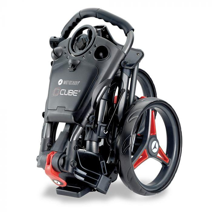 Motocaddy Cube Red