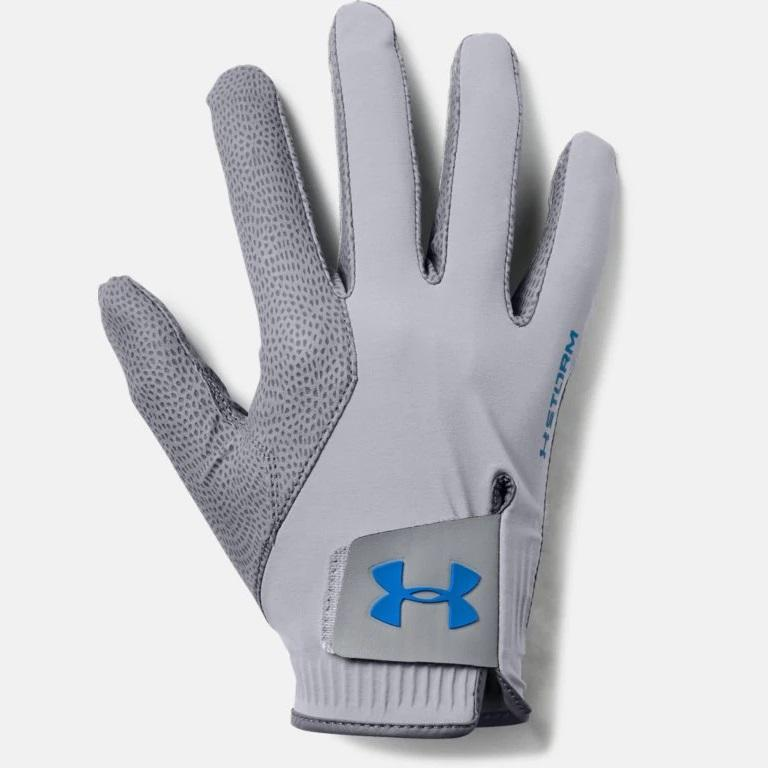 UA Storm Golf Gloves Back