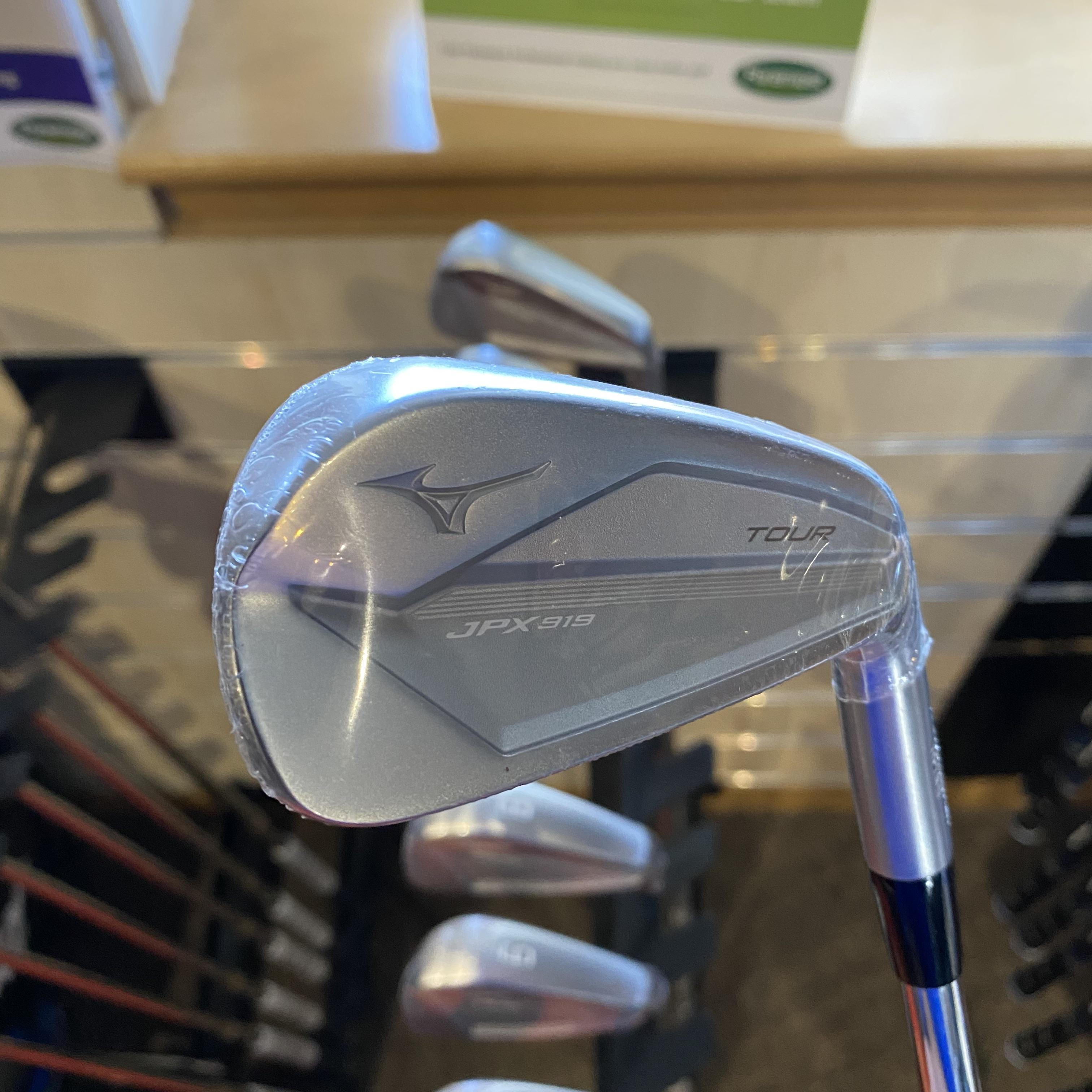 Mizuno JPX 919 Tour Irons Head