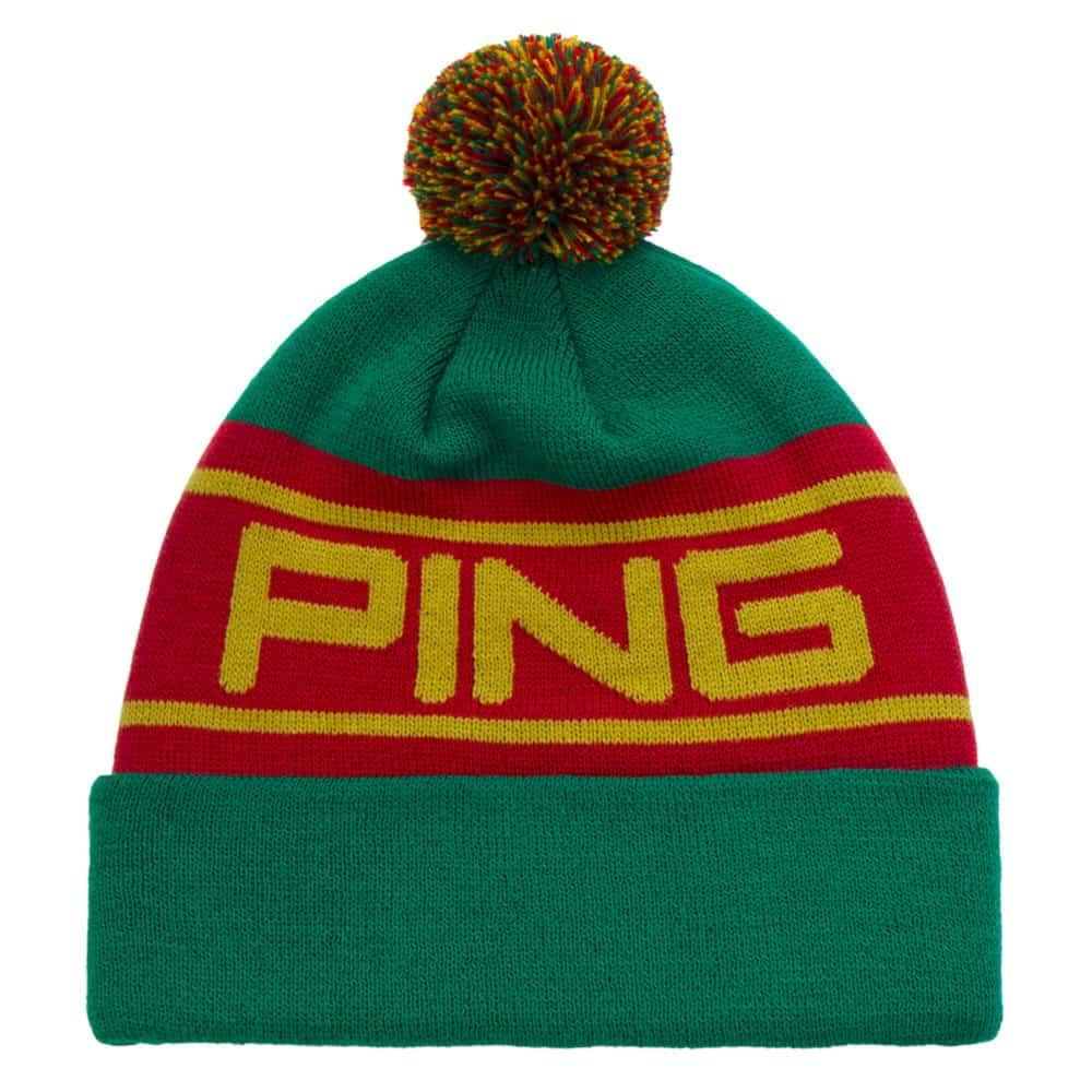 Ping Billboard Bobble Hat