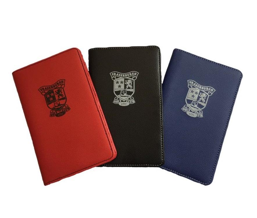 Fraserburgh Golf Club Scorecard Holder