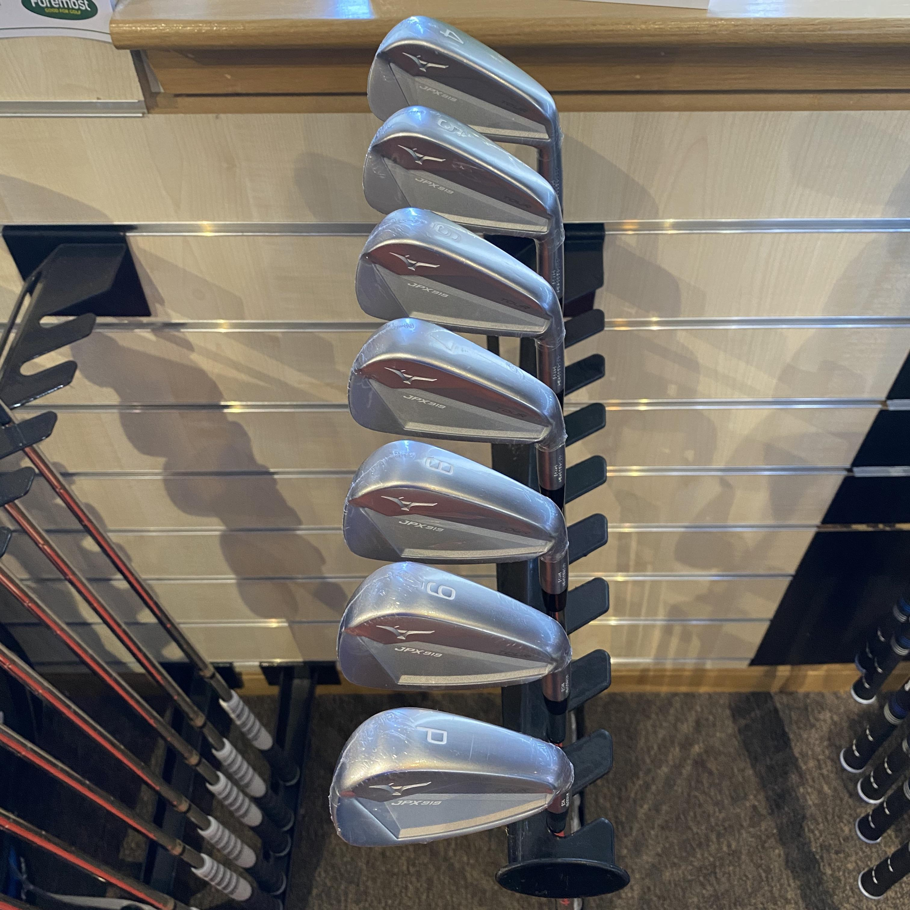 Mizuno JPX 919 Tour Irons Full Set