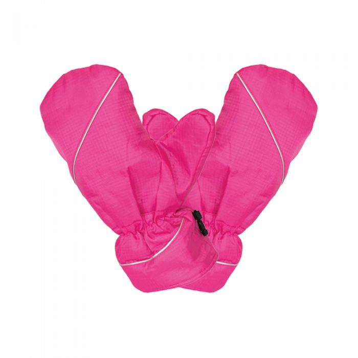 Ladies Winter Mitts - Pink