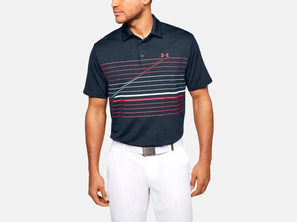 UA Playoff Polo 2.0 Navy 1327037