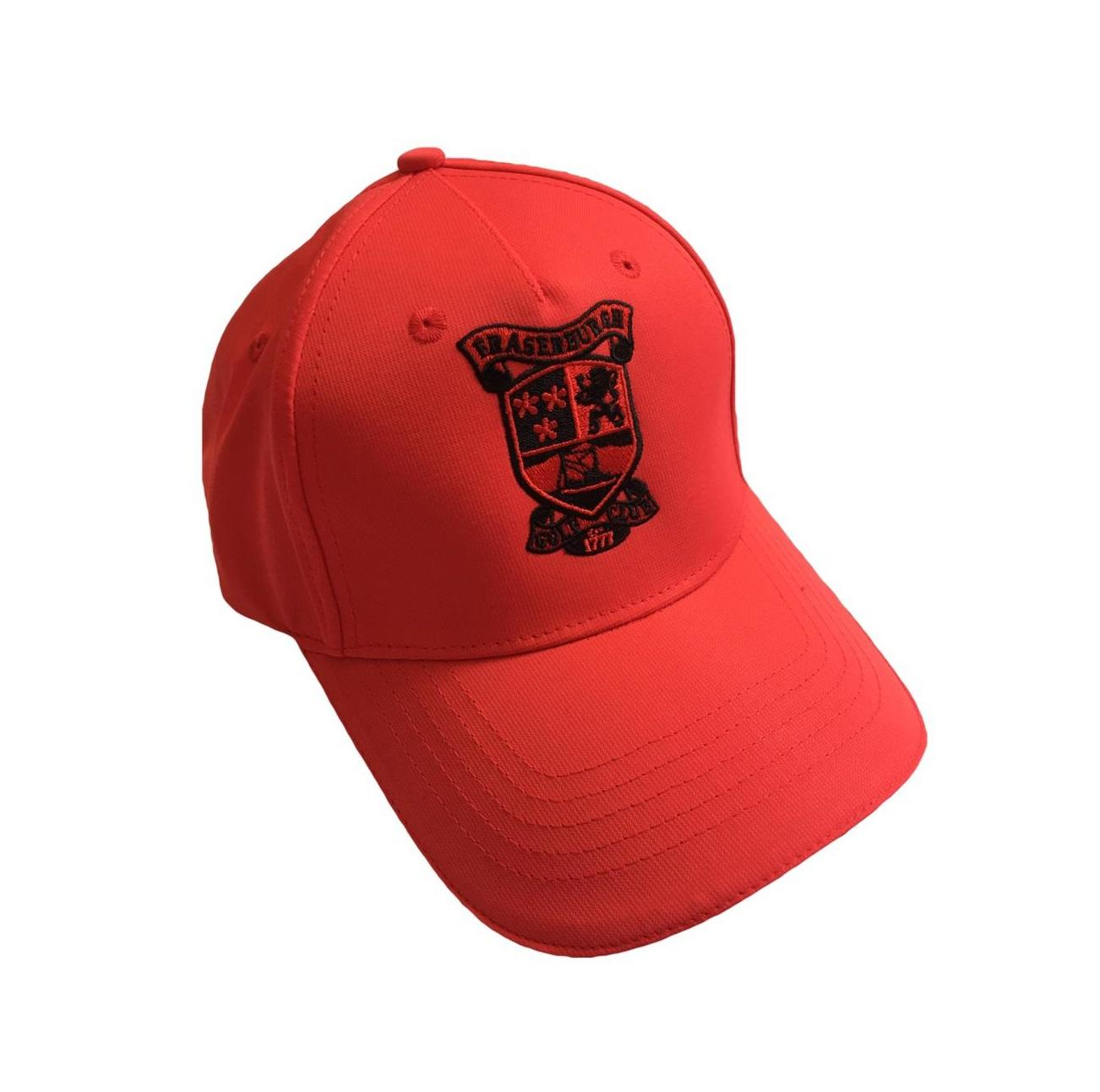 Fraserburgh Golf Club Microtech Cap Red