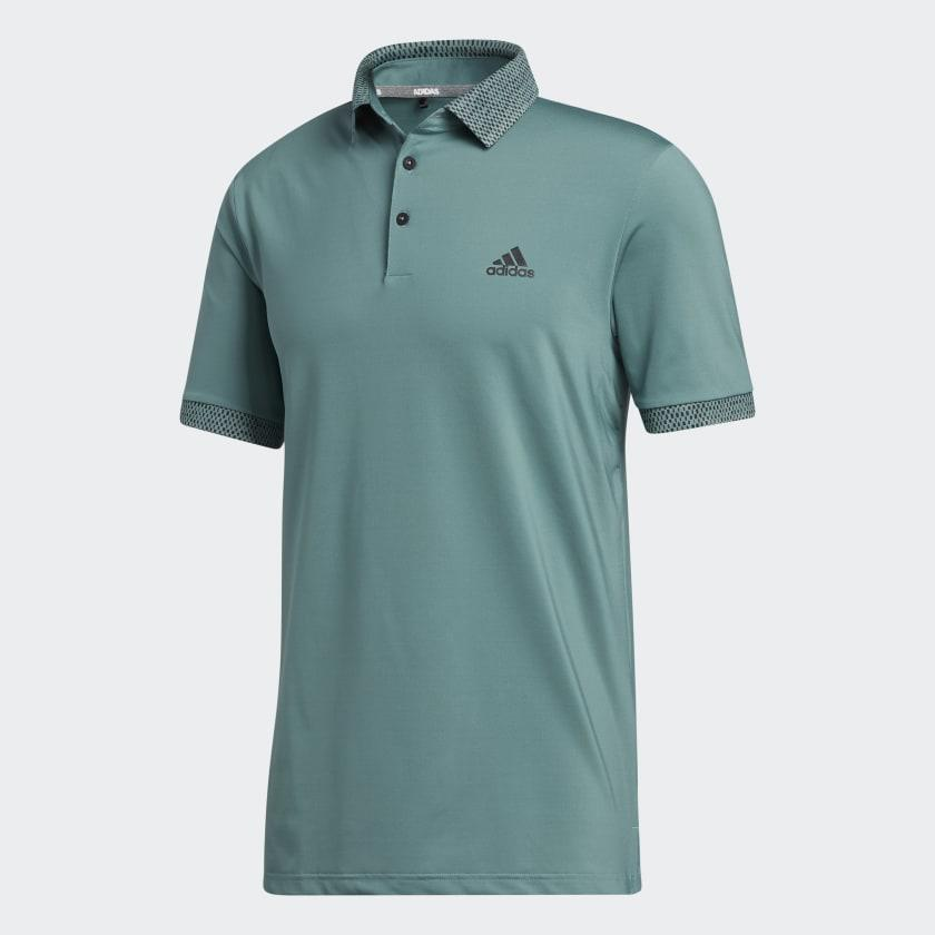Ultimate 365 Delivery Polo Tech Emerald GH6222
